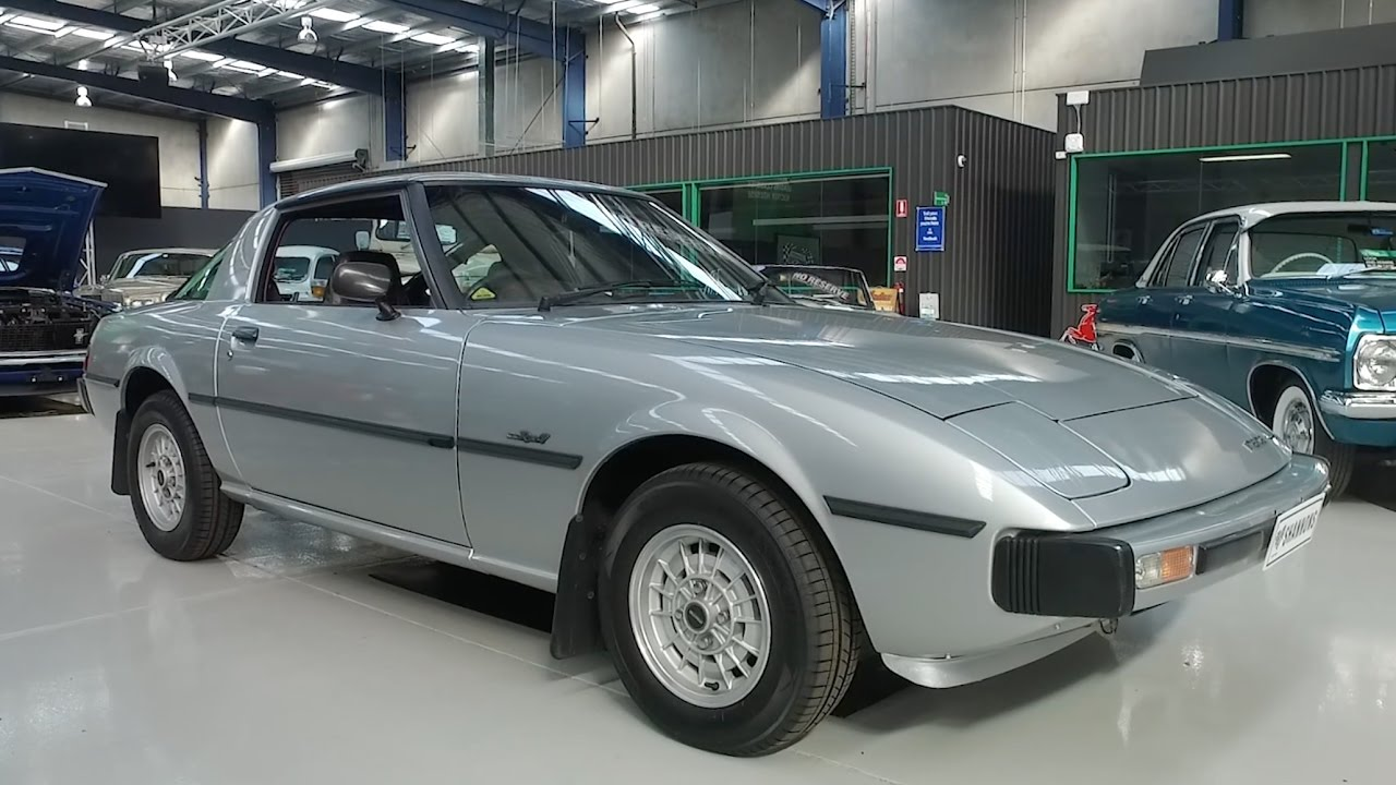 1980 Mazda RX7 Series 1 Coupe - 2017 Shannons Melbourne Autumn Classic Auction