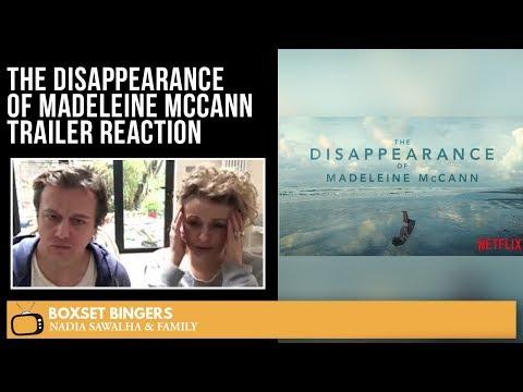 The Disappearance of Madeleine McCann (Netflix Series) Nadia Sawalha & Family Reaction