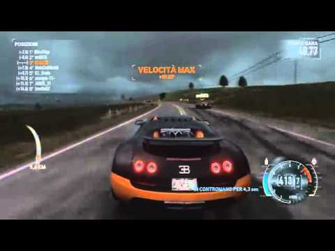 need for speed the run bugatti veyron 16 4 super sport gameplay ps3 exclusive car youtube youtube. Black Bedroom Furniture Sets. Home Design Ideas
