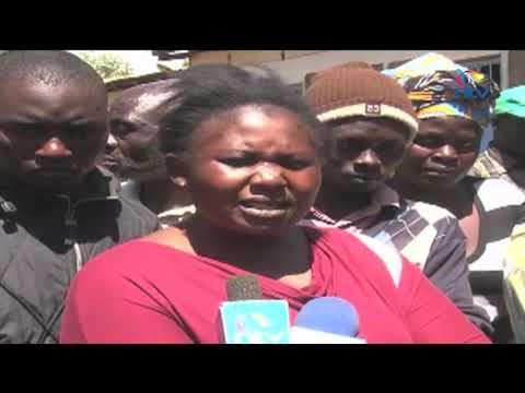 Mke apatikana na gunia lililokuwa na mwili wa mumewe mini Eldoret