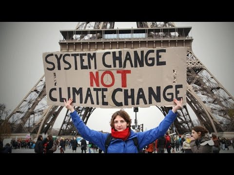 Nearly 200 countries reach climate change agreement