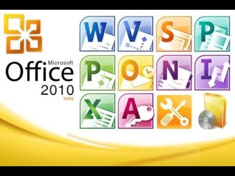 Microsoft Office 2010 - Gratuito (Tutorial Atualizado 21/02/2019)