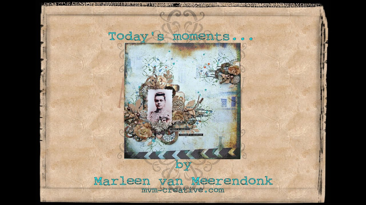 Today's moments    by Marleen