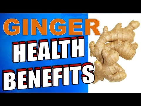 Amazing Health Benefits of Ginger Root, Tea & Juice