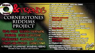 CORNERSTONES RIDDIMS PROJECT PART I - FREE DOWNLOAD