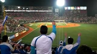 後藤武敏 埼玉西武ライオンズ 20081004 応援歌 1832