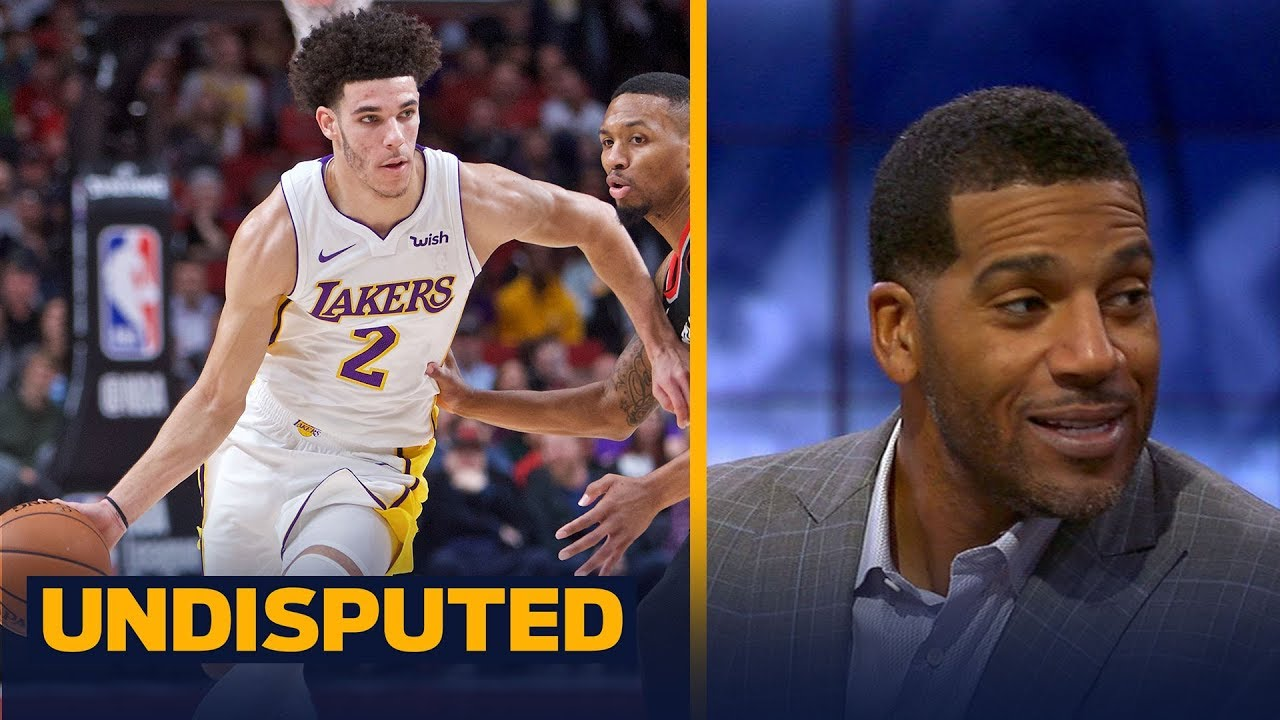 how-concerned-should-the-lakers-be-with-lonzo-ball-s-performance-against-portland-undisputed