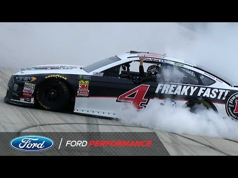 Ford Dominates Beginning of the 2018 NASCAR Season | Ford Performance