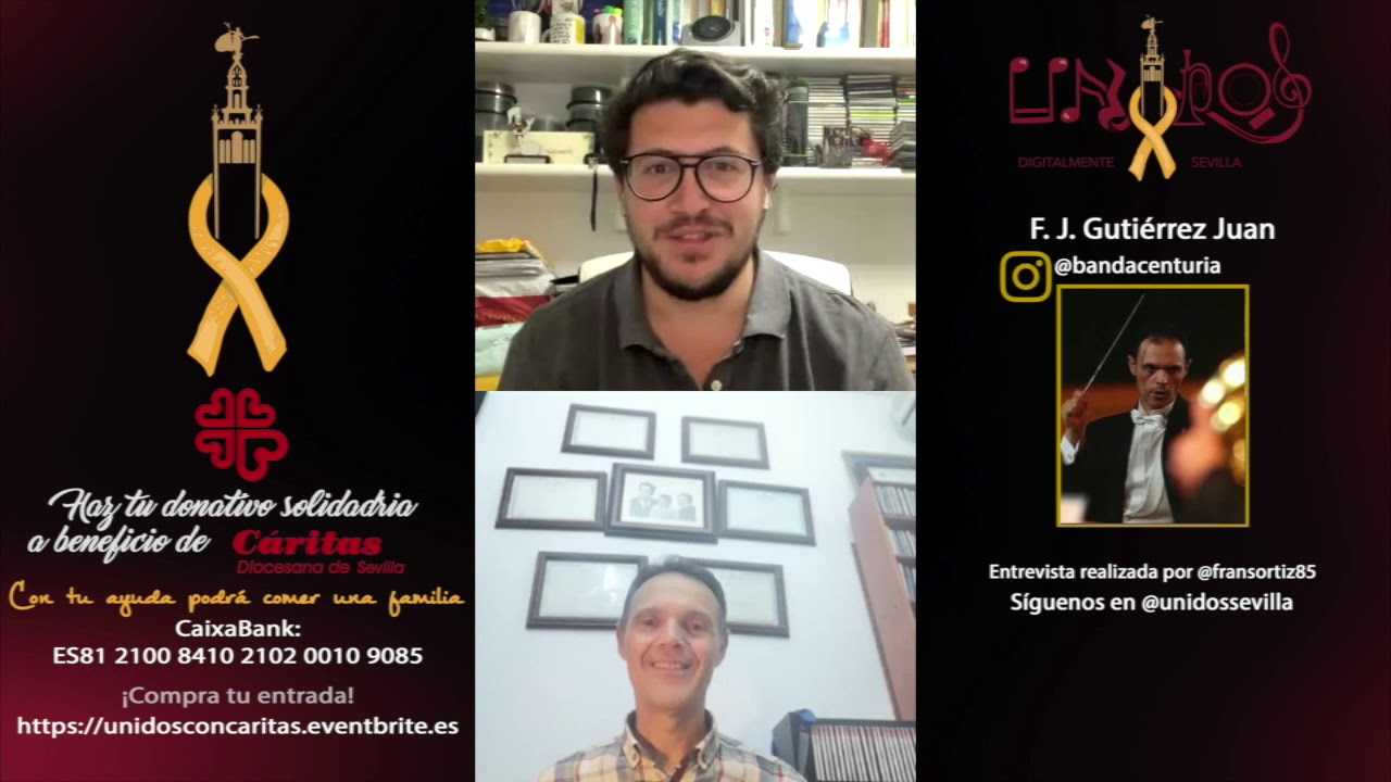 Entrevistas Instagram Francisco Javier Gutiérrez Juan   Unidos Sevilla