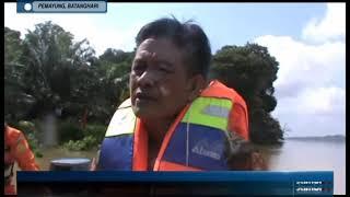 SEORANG GADIS TENGGELAM DI SUNGAI BATANGHARI