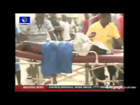 Nigeria Hit By Wave Of Christmas Day Church Bombings
