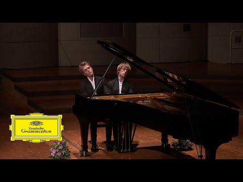 Lucas & Arthur Jussen – Bach: Schafe können sicher weiden, BWV 208