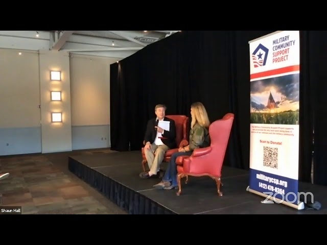 LIVE from Heinz History Center: Remembering 9/11 with Heather Penney, Fighter Pilot Hero