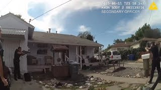 San Leandro police release body-cam footage from fatal June shooting