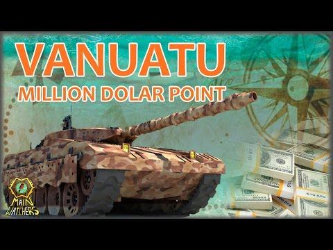 La bahía del millón de dólares (Vanuatu)
