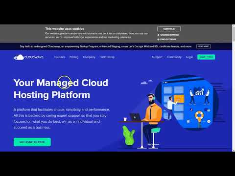 Getting started with Cloudways guide - Signup & Add Instance