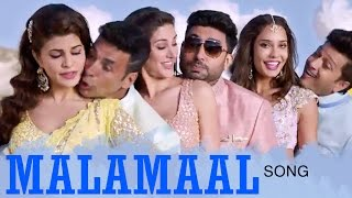 Housefull 3 song malamaal has just released and it is a wedding party number. the sung by mika singh stars all actors akshay kumar, jacquelin...