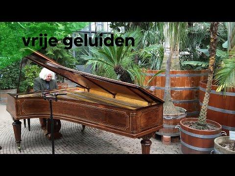 Ronald Brautigam - Beethoven/ Pianosonate nr. 26 'Les Adieux' (Live @Hortus Botanicus Amsterdam)