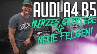 Jp Performance - Audi A4 B5 | Kurzes Getriebe + Neue Felgen!