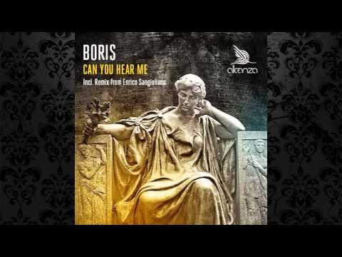 DJ Boris - Can You Hear Me (Enrico Sangiuliano Remix) [ALLEANZA]