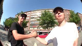 Helsinki Skateboarding spots with Onni Saltevo & Joel Juuso