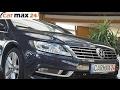 Volkswagen CC CC 2.0 TDI Sport ACC Leder Navi Xenon Pano Kessy