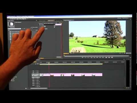 how to make video look like film in adobe premiere