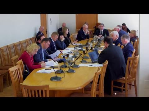2019-03-27 Švietimo ir mokslo komiteto posėdis