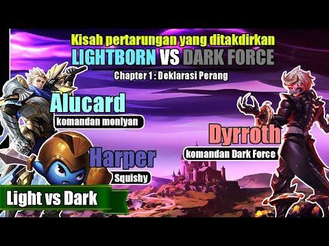 KISAH PERTARUNGAN DARK FORCE VS SQUAD LIGHTBORN CHAPTER 1 DEKLARASI PERANG.mp3