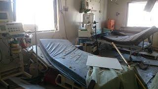 أخبار عربية - مستشفيات حلب خارج الخدمة جراء قصف مكثف