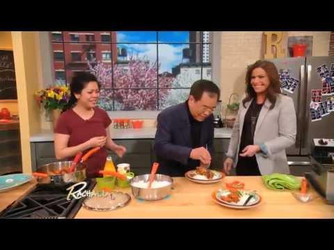 Daddy Wu S Chicken On Rachael Ray Show Aol News