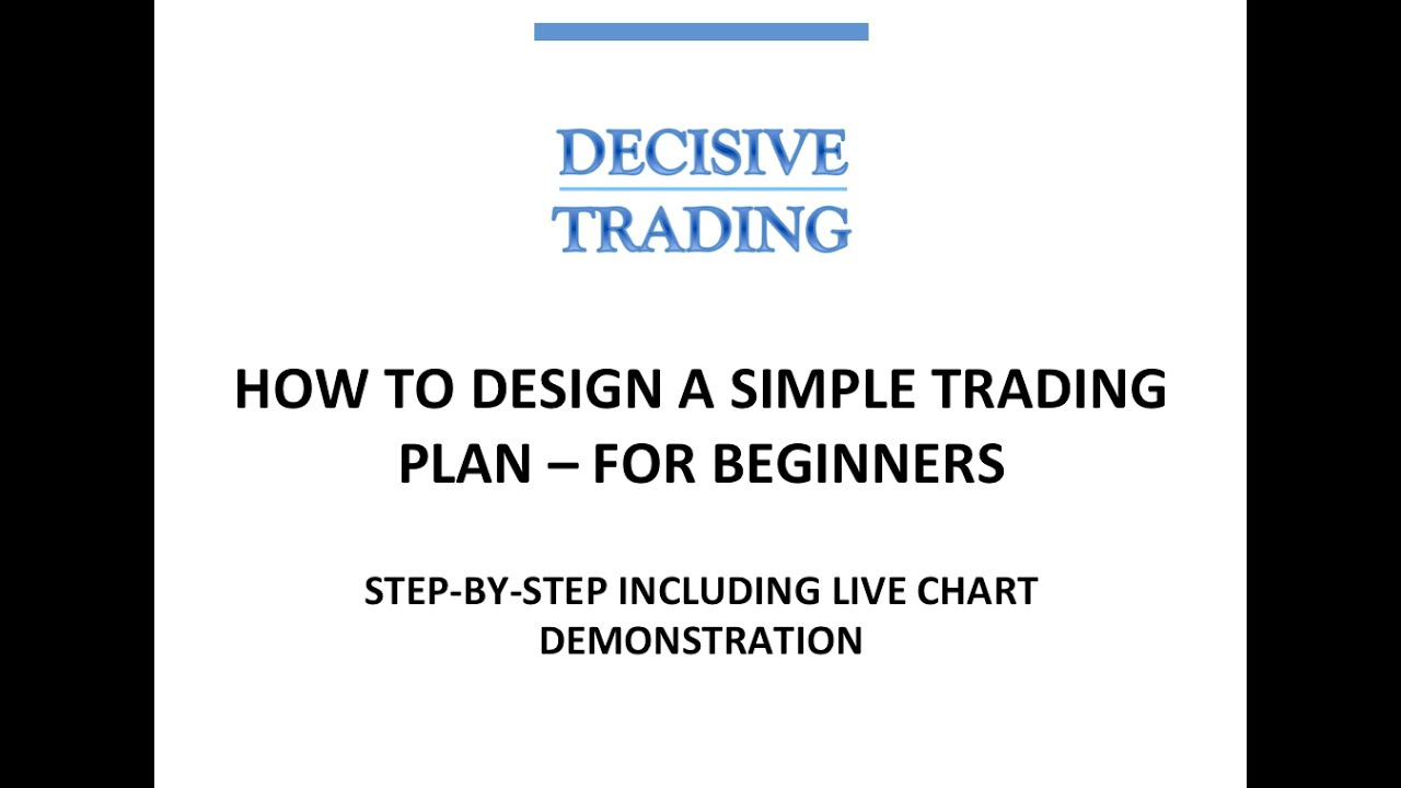 Simple trading strategies for beginners