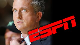 Bill Simmons-ESPN Break Up Is About Power, Money & Why TV Media Is Dying