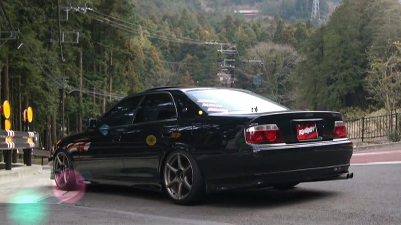 Hd Jdm Car Wallpapers Chaser Jzx 100 Tourer V Youtube