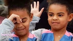 Blue Ivy gets embarrassed by Beyonce!