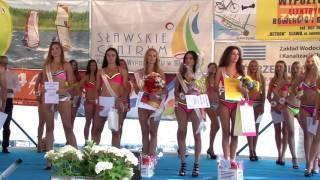 Małgorzata Masłowska   Miss Sławskiej Plaży