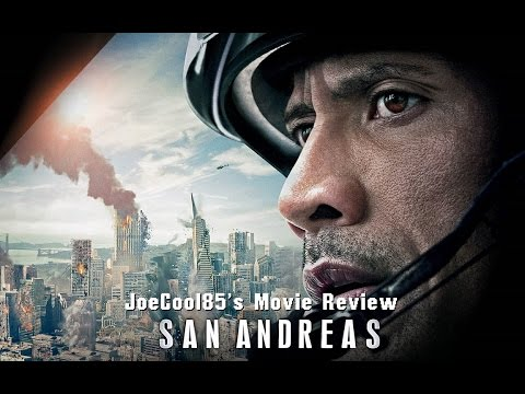 San Andreas 2015: Joseph A. Sobora's Movie
