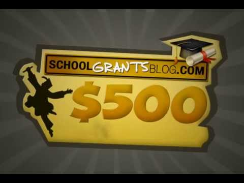 Get FREE Money for School with our $500 Scholarship