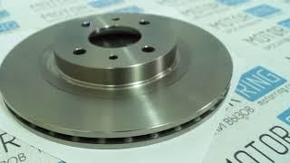видео Тормозные диски на ВАЗ: Алнас, АТС купить