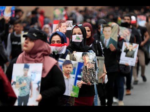 الغارديان حملة موازية قادتها إيران ونفذتها بغداد ضد المتظاهرين في العراق