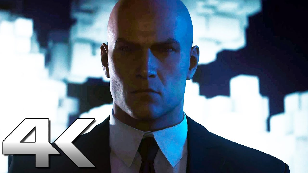 Hitman 3 Cinematic Gameplay Trailer 4k 2021 Ps5 Dubai Youtube
