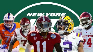 New York Jets: 5 Draft Options With A Trade Back