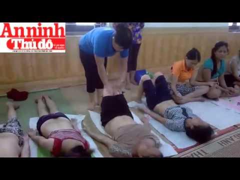 Cô Phú ở Sông Công, Thái Nguyên chữa bệnh bằng năng lượng?