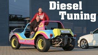 OK-Chiptuning -Diesel Tuning bei Marco Degenhardt.....er hat Bock!!!