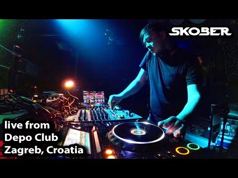 Skober live from Depo Club, Zagreb (Croatia) [23-12-2017]
