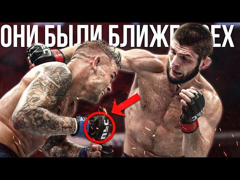 5 раз когда Хабиб Нурмагомедов был почти НОКАУТИРОВАН или ЗАДУШЕН