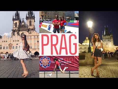 Dünya Şampiyonluğu'na giden yolda PRAG VLOG