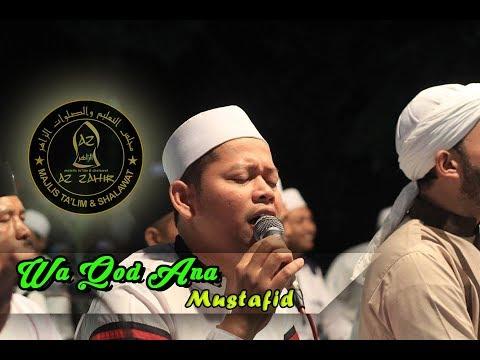 Mustafid   Wa Qod Ana   Az Zahir Group Pekalongan