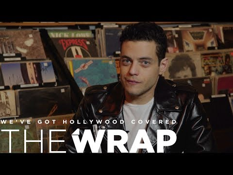 'Bohemian Rhapsody' Star Rami Malek on Wearing Costumes That Left 'Nothing to the Imagination'