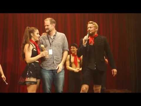 Boy&Girl 3 - Boom Boom at Brisbane Powerhouse Sept 24, 2016